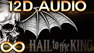 Avenged Sevenfold - Hail To The King 🔊8D AUDIO🔊 (Multi-directional)