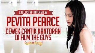 Pevita Pearce - Si Cewek Kantoran di Film The Guys