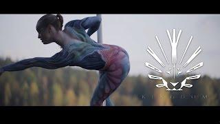 MERMAID - World Champion Pole Dancer X World Champion Body Painter