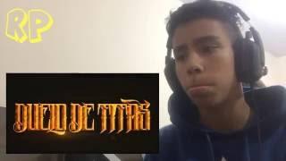 REACT - Ban VS. Deadpool | Duelo de Titãs