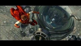 Tighten Vs. Megamind - epic battle scene