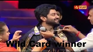 Airtel Super Singer 5 Wild card Winner (Finalist) - Anand Aravindakshan