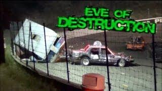 Eve Of Destruction Trailer Racing!