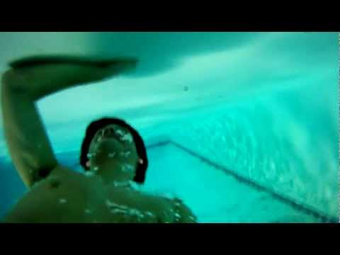 Cool Pool Video: Swimmers in Slow Motion
