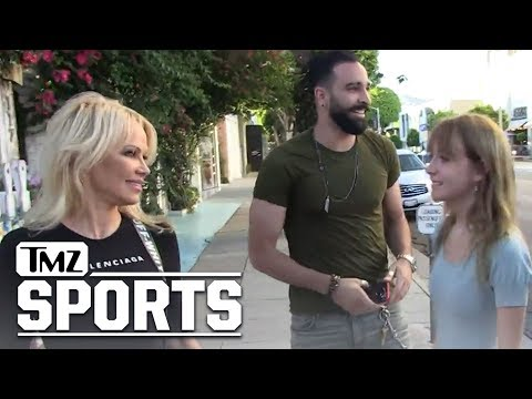 Xxx Mp4 Pam Anderson Introduces French Soccer Star BF Adil Rami To Mom TMZ Sports 3gp Sex