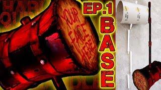 HARLEY QUINN MALLET TUTORIAL (ft. Glam&Gore) | Episode 1: Base & Collapsable Handle