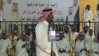 ملفي المورقي و محمد بن شديد و تركي الميزاني و مرهب البقمي موال كايف حفل القويعيه