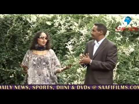 Saafi Films Music Mp3 Videos Somali Video Clip Qaraami KabanJARKA JABA BACADO IYO CIID JAAMAC Hees T