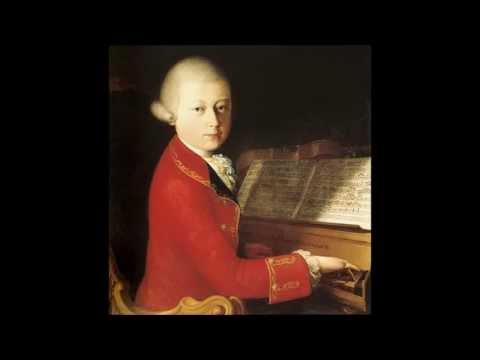W. A. Mozart - KV 95 (73n) - Symphony in D major