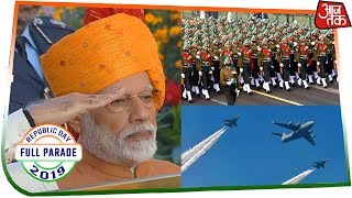 70th Republic Day Parade January 26, 2019 At Rajpath | Watch Republic Day 2019 Full Parade