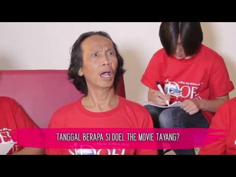 Si Doel The Movie : Tebak-tebakan Umur Bang Mandra