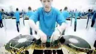 crazy asian dj