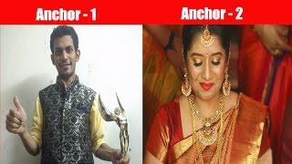 Vijay TV Jodi No 1 Season 9 - Anchor Name (Qureshi and Priyanka Deshpande)