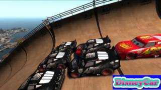 Cars 2 Full Movie - Lightning Mcqueen HD Toy Story Woody