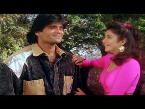 Xxx Mp4 Sunil Shetty Divya Bharti Balwaan Romantic Scene 7 24 3gp Sex