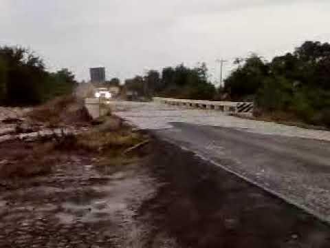 Desastres naturales Buenavista Tomatlán