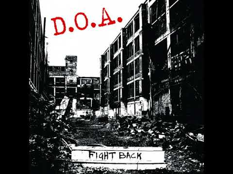 DOA - Time To Fight Back
