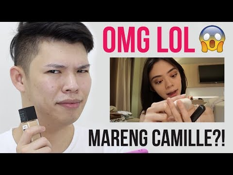 Xxx Mp4 LOL I TRIED FOLLOWING A MARENG CAMILLE OF JAMILL MAKEUP TUTORIAL Kenny Manalad 3gp Sex