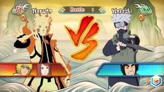 Naruto Shippuden Ultimate Ninja Storm Revolution Demo Gameplay Trailer (PlayStation 3/Xbox 360/PC)