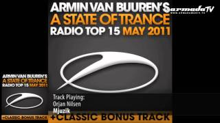 Armin Van Buuren Presents: A State Of Trance Radio Top 15 - May 2011