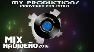 Mix Navideño  2916  MYProductions  ICE - DjManaury Ft DjViscarra