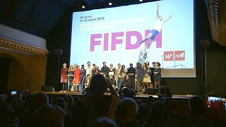 Filmmakers recognised for work on human rights - cinema