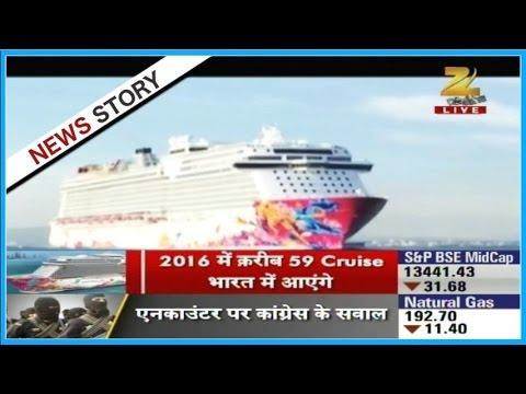 Asia's biggest dream cruise reached in Mumbai