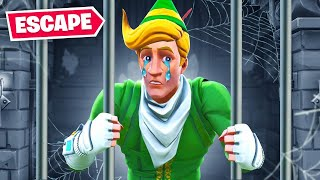 *IMPOSSIBLE* Fortnite Prison Escape! (Dungeon Prison v3)