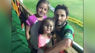 Shahid Afridi's daughter death rumors goes viral on social media | वनइंडिया हिन्दी
