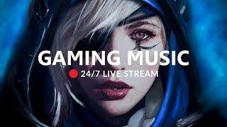 Best Gaming Music Mix 2017 ♫ 🎮24/7 Music Live Stream | Gaming Music / Electronic Radio 🎧