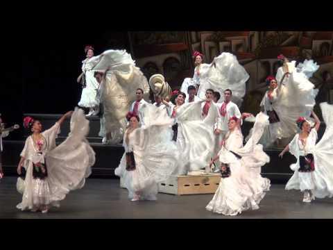Veracruz Fiesta De Tlacotalpan Ballet Amalia Hernandez