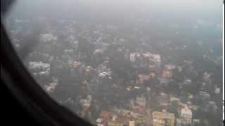 Landing over kolkata airport - NETA JI SUBHASH CHANDRA BOSE AIRPORT KOLKTA FULL VIEW