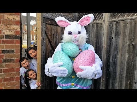 Xxx Mp4 Easter Egg Hunt Surprise Toys Challenge For Kids Pretend Play 3gp Sex