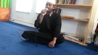 Qari Nazrul Islam imitating Qari Abdul Basit