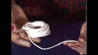 Hatti Haara - Cotton Garland