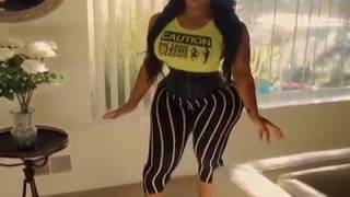 Delicious From Flavor Of Love Twerking