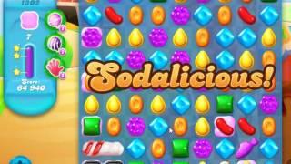 Candy Crush Soda Saga Level 1302 - NO BOOSTERS