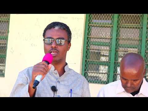 Xxx Mp4 Wasiirka Waxbarashada Somaliland Oo Furay Imtixanadka Loo Fadhisanayo Barnamijka Shaqo Qaran 3gp Sex