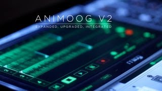 ANIMOOG V2: EXPANDED, UPGRADED, INTEGRATED
