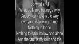 Linkin Park Somewhere I belong Lyrics