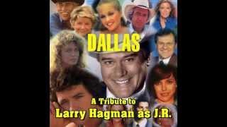Dallas -  J.R. Ewing  the best of (Larry Hagman) - german-