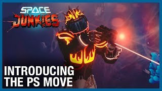 Space Junkies: Introducing the PS Move | Ubisoft [NA]