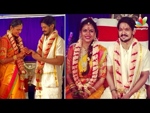 Actor Nakul gets engaged Actress Devayani s younger Brother Hot Tamil Cinema News