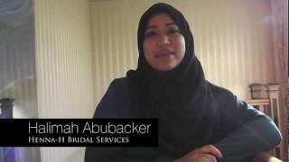 Asian Bridal make up artist: Asian Bridal make up by Halimah Henna-H