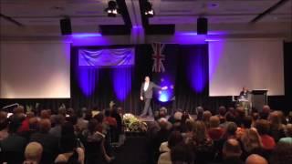 Comedy - Winner of the Humorous Speech Contest NZ 2015