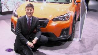 2018 Subaru Crosstrek Review: First Impressions