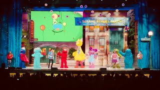 Sesame Street Live! Let's Party - Behind The Scene Look!
