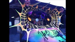 CORTEX - Live In Psy Island Festival / Hungary / Rajka [HD] [HQ]