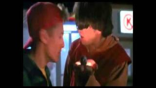 kiss - god gave rock and roll to you  (bill and ted's bogus journey) 1991