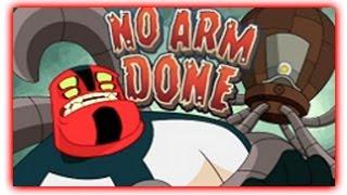 Ben 10 - No Arm Done - Ben 10 Games